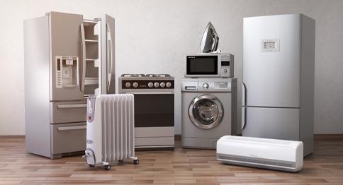 الأجهزة الكهربائية للأسر المحتاجة